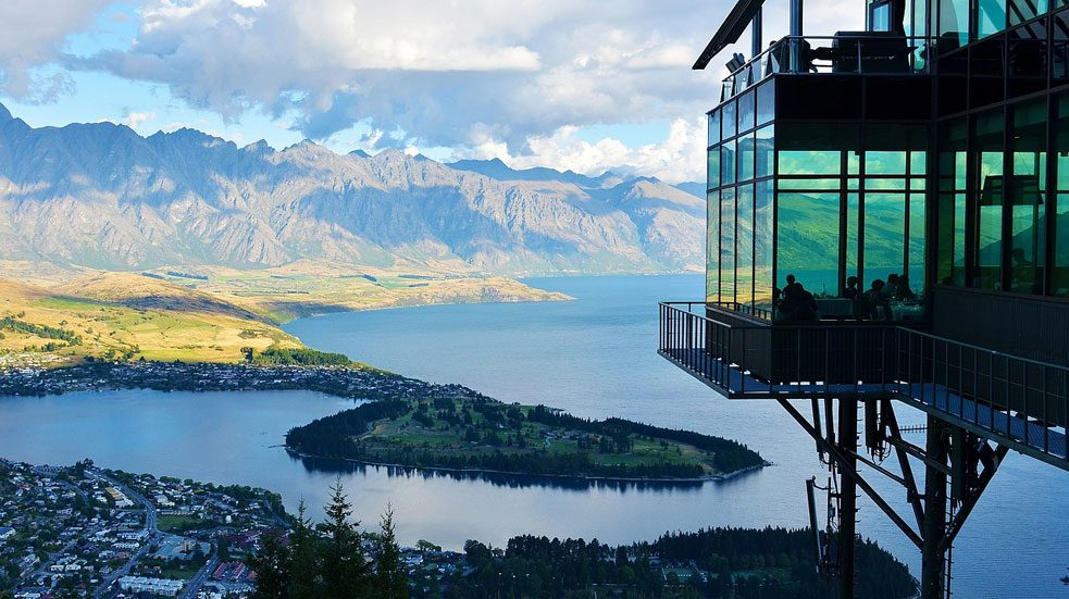 Queenstown Bob's Peak