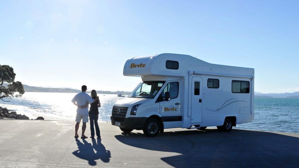 Explorer - luxusní karavan pro 4 osoby