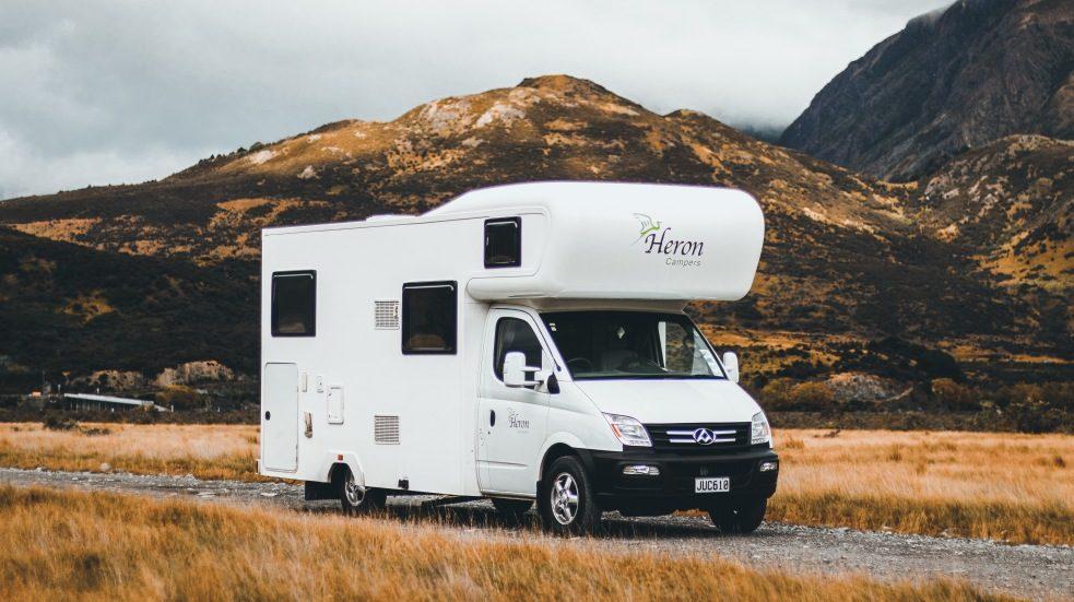 Heron 4 - karavan pro rodinu
