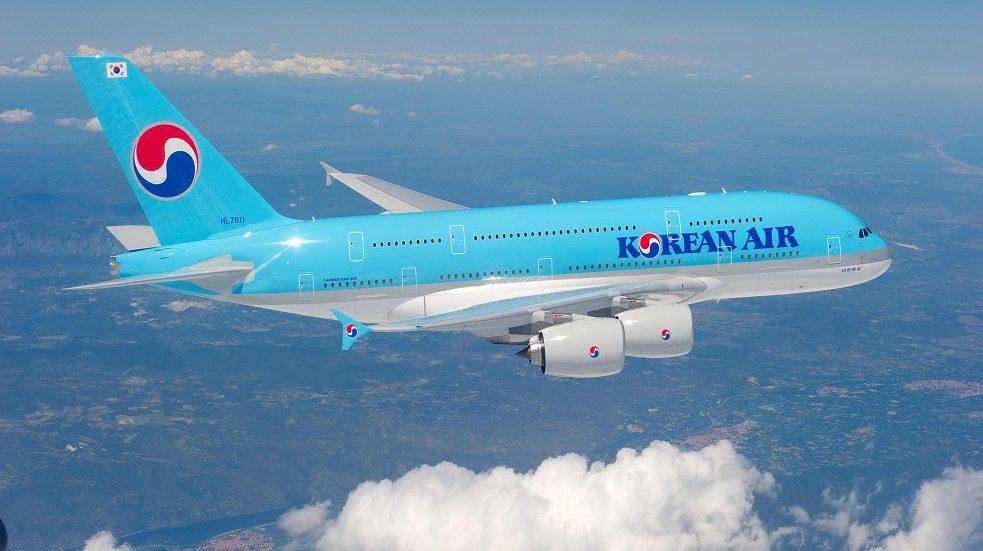 Letenky s Korean Air