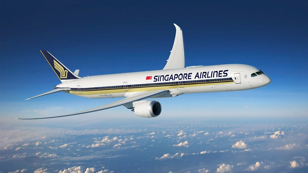 Letenky Singapore Airlines