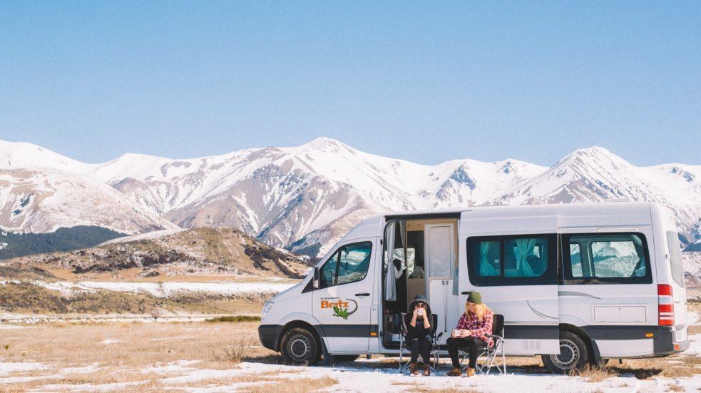 Venturer Plus - vybavený karavan pro 3 osoby