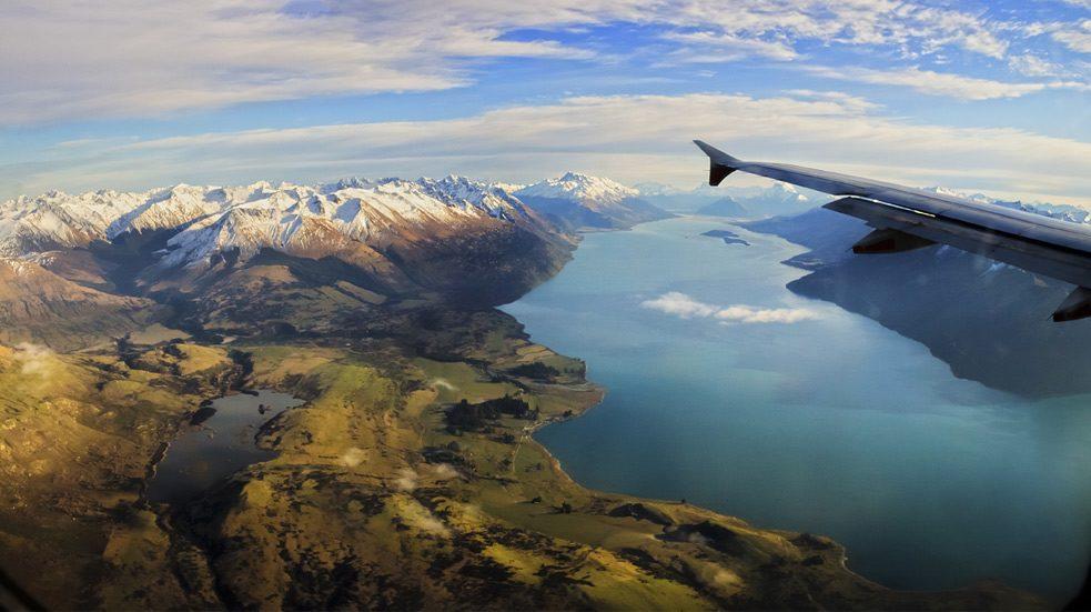 Letenky Nový Zéland
