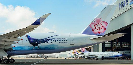 China Airlines flotila