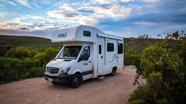 Maui River - vůz pro 6 osob