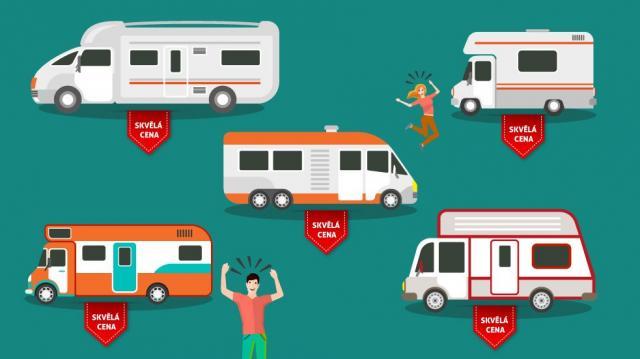 pronájem karavanů na Novém Zélandu
