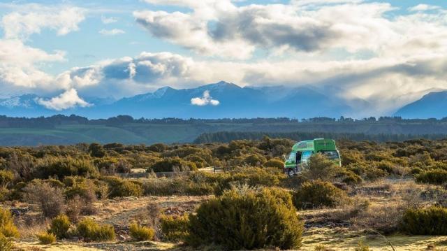 Půjčení auta Nový Zéland - na co si dát pozor