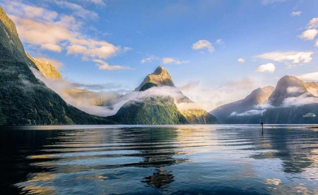 Vyhlídková plavba SCENIC CRUISE (fjord Milford Sound)