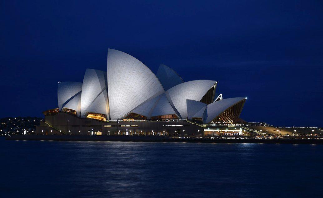 Nový Zéland a Austrálie