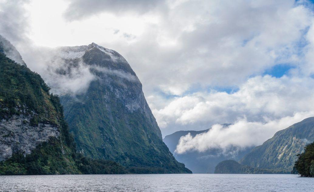 Vyhlídková plavba po Doubtful Sound