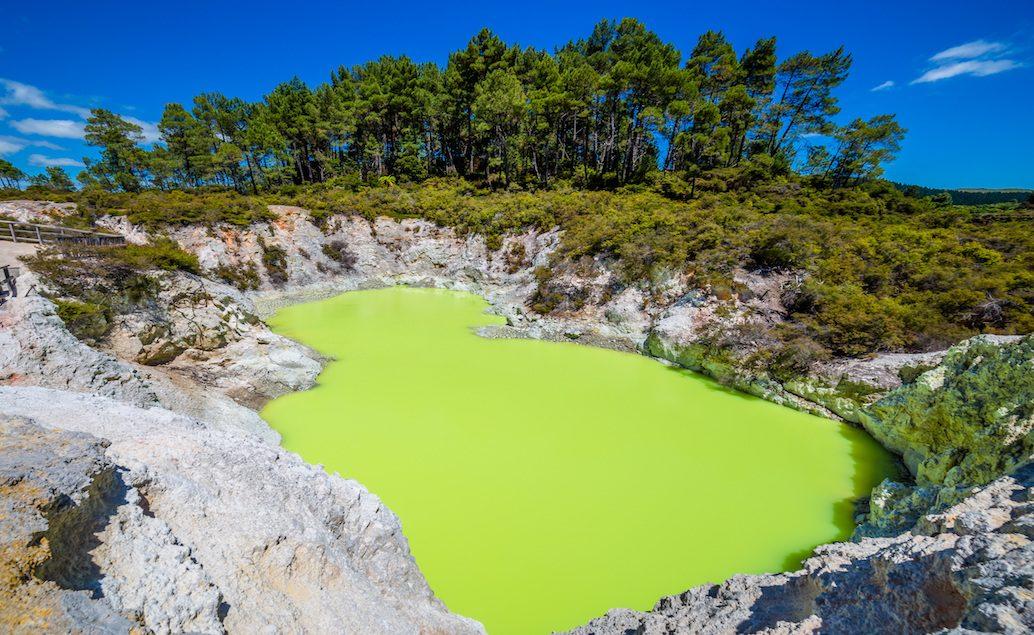 Zájezd Novozélandskou přírodou INDIVIDUALNI