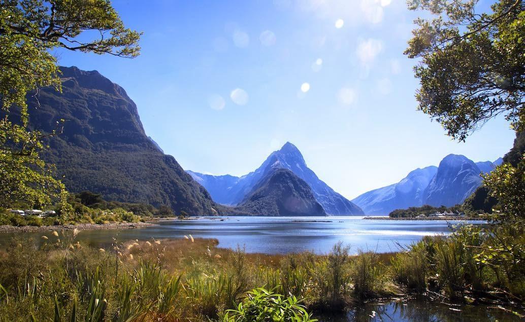 Nový Zéland, Austrálie a Fidži