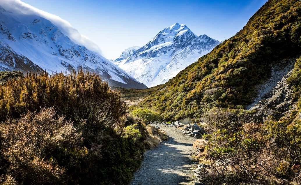Zájezd Nový Zéland a Sydney Mt Cook