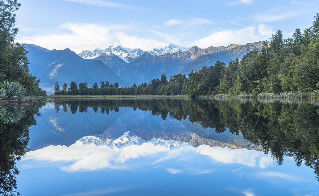 Zájezd Nový Zéland a Sydney jezero
