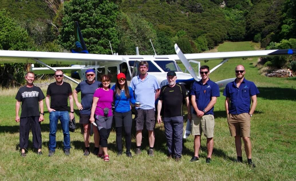 Nový Zéland aktivně pro mladé letadlo