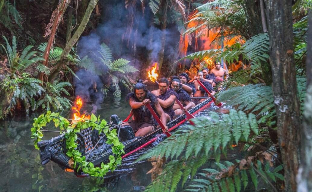 Nový Zéland aktivně pro mladé maorové