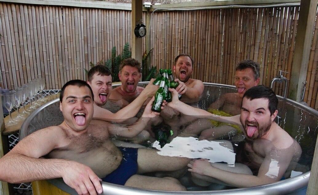 Nový Zéland aktivně pro mladé relax
