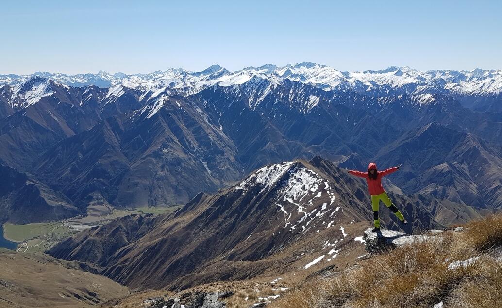Nový Zéland aktivně pro mladé Ben Lomond