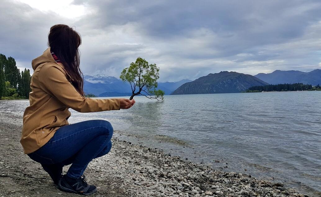 Nový Zéland aktivně pro mladé Wanaka