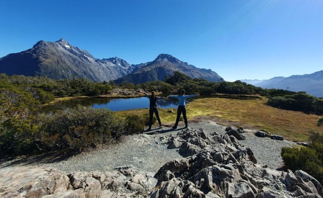 Nový Zéland aktivně pro mladé Key Summit
