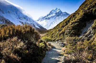 Zájezd Nový Zéland