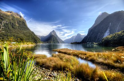 Poznávací zájezd Nový Zéland