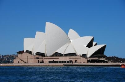 Kombinace Nový Zéland a Sydney