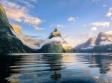 Plavba po Milford Sound (scenic)